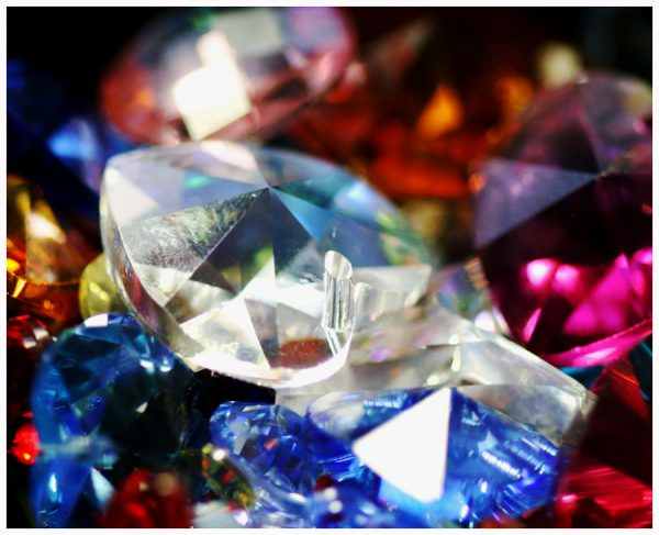 Crystals and Colour Therapy