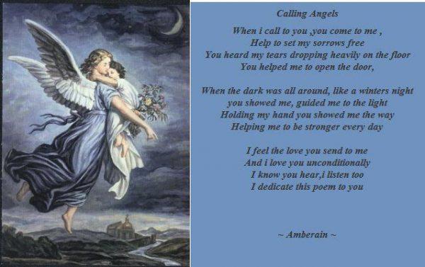 Calling Angels